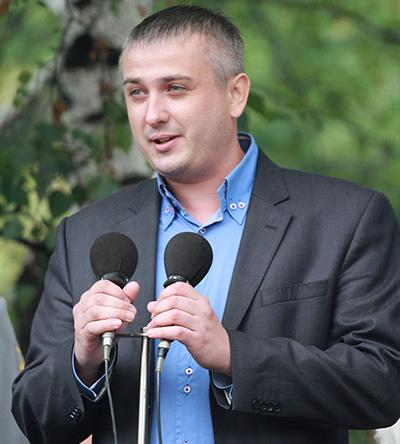 Кандидат в депутаты округа Сокол
